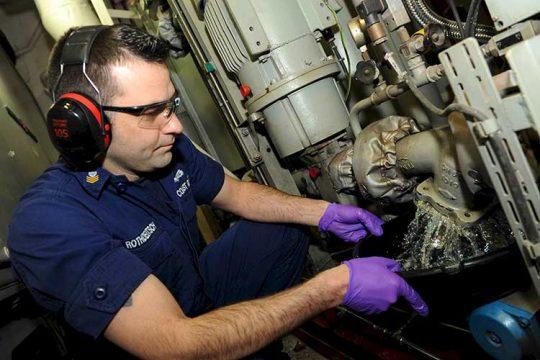 A Primer on Marine Engineering