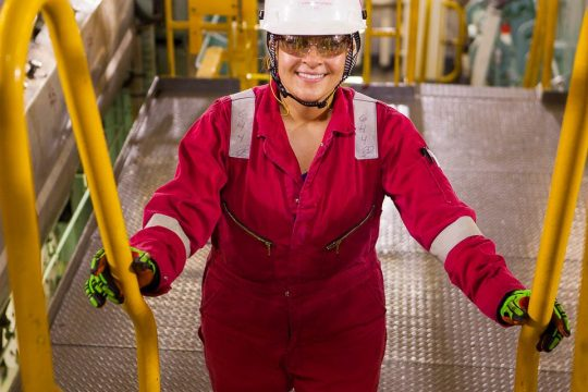 Building a Marine Engineering Career