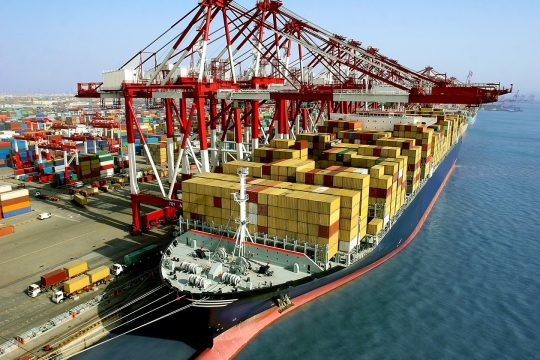 How Maritime Transport Contributes to Global Trade