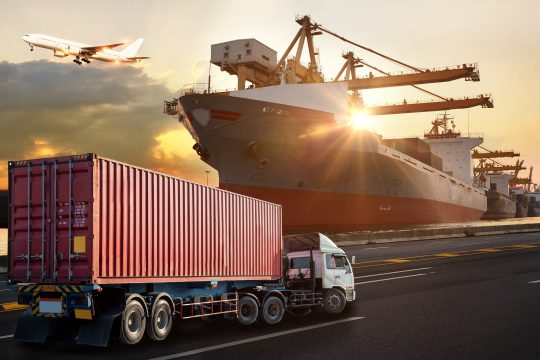 Logistics in Malaysia_s Maritime Industry